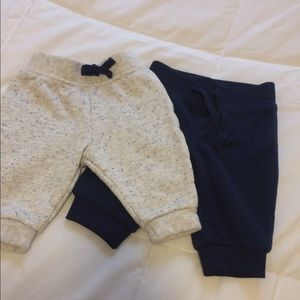 0-3 month joggers